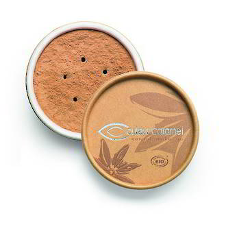Couleur Caramel Apricot Beige Bio Mineral Foundation