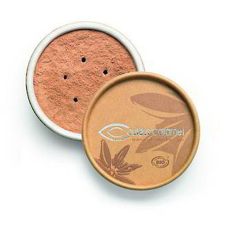 Couleur Caramel Light Brown Bio Mineral Foundation