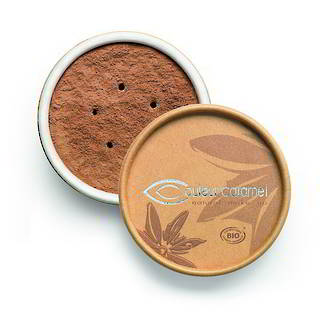 Couleur Caramel Ochred Brown Bio Mineral Foundation