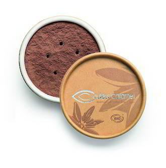 Couleur Caramel Dark Brown Bio Mineral Foundation