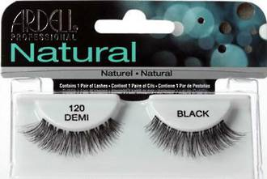 Ardell Fashion Lashes 120 DEMI BLACK