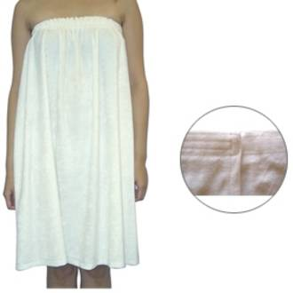 Toweling Robe Gown - XL