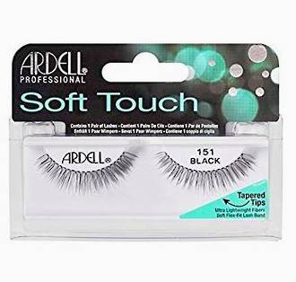 Ardell 151 Soft Touch Black