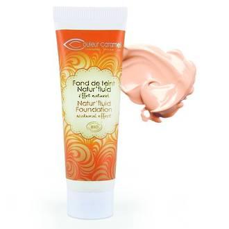Couleur Caramel Natur'fluid Foundation No01 Light Beige