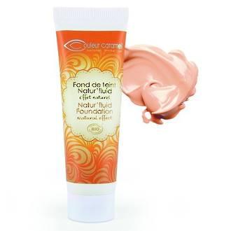 Couleur Caramel Natur'fluid Foundation No02 Natural Beige