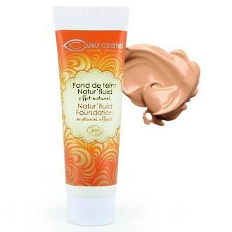 Couleur Caramel Natur'fluid Foundation No04 Golden Beige