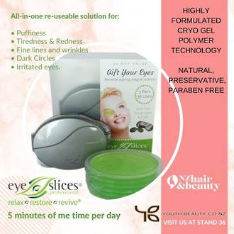 EXPO SPECIAL 2021 -EyeSlices - Buy 20 days, get 10 extra days free