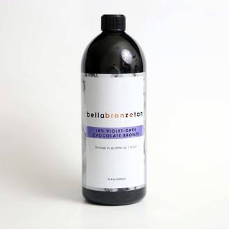Bella Bronze Professional 14% Violet Dark Chocolate Bronze 1L