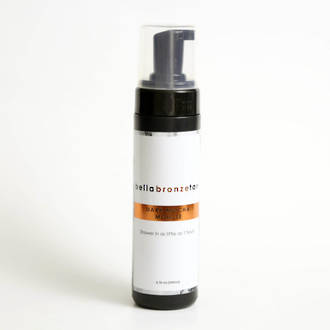 Bella Bronze Retail Self Tanning Mousse 12% Mocha Med Dark 200ml