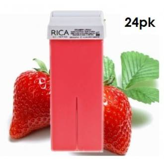 RICA Strawberry - 100ml Large 24pk