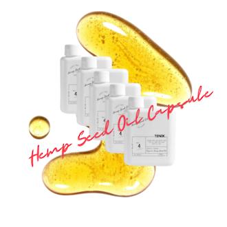 TONIK  - Hemp Seed Oil Capsules box of 5 bottles