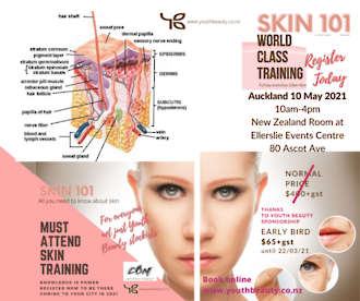 Skin 101 - Auckland 10 May
