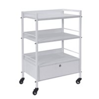 3 Tier Trolley with One Bottom Drawer