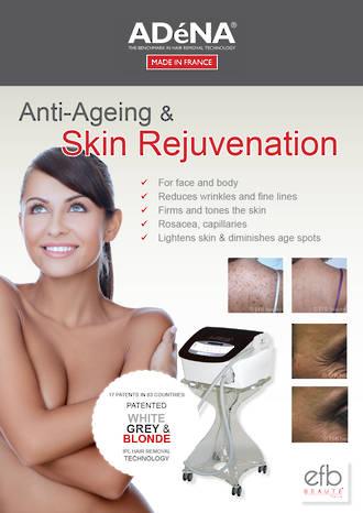 ADENA Skin Rejuvenation A3 Poster