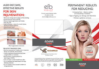 Adena Brochures - 50pack