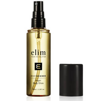 Elim Body Science Dry body Oil / Argan Body Gloss 100ml