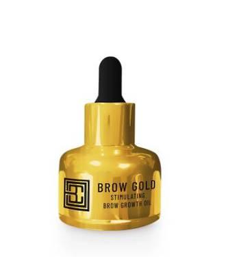 Brow Code BROW GOLD - Nourishing Growth Oil 30ml