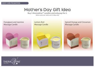 Mother's Day - Theravine Candles