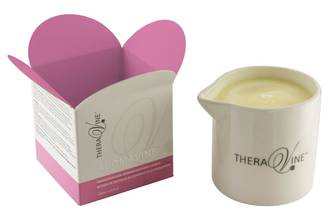 Theravine AROMAVINE FRANGIPANI AND JASMINE MASSAGE CANDLE 105g
