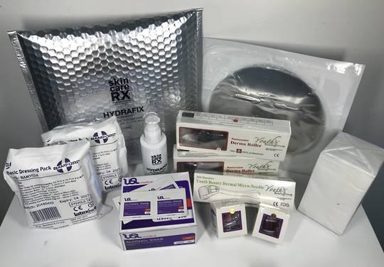 Deluxe Dermal Micro Needling Kit