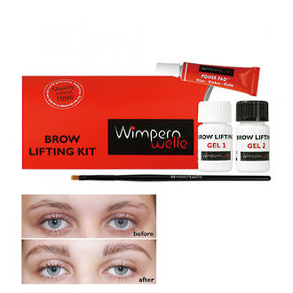 Wimpernwelle - Brow Lifting Kit