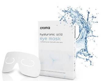 Croma Skincare Eye Mask 4pc (Princess)