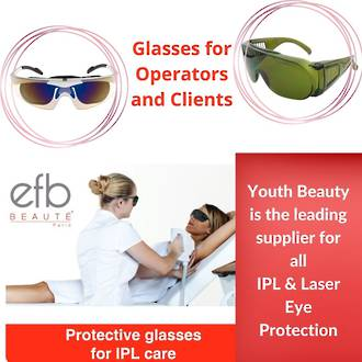 EXPO SPECIAL 2021 - Eyeshields/ Laser Shields and M3 smart glass - SAVE $157