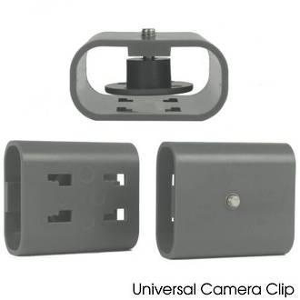 Glamcor Multimedia Universal Camera Clip