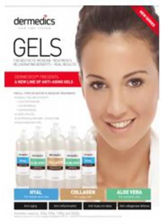 Dermedics Poster GELS A1