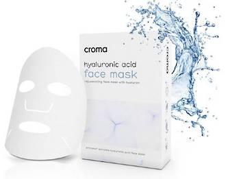 Croma Hyaluronic Acid Mask (Princess)