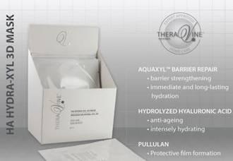 Theravine Professional HA Hydra-Xyl 3D Mask 6 pk