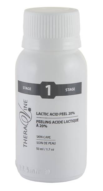 Theravine Professional Lactic Acid Peel 20% 50ml
