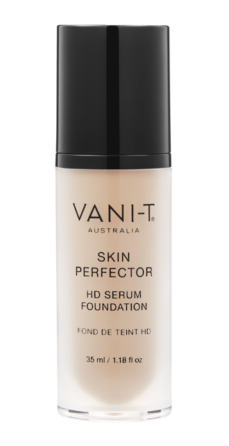VANI-T Skin Perfector HD Serum Foundation - F15
