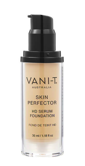 VANI-T Skin Perfector HD Serum Foundation - F25
