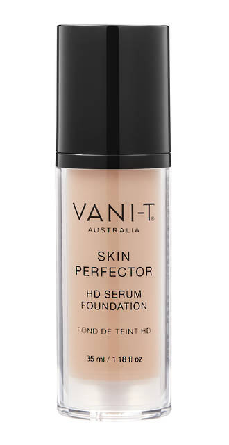 VANI-T Skin Perfector HD Serum Foundation - F27