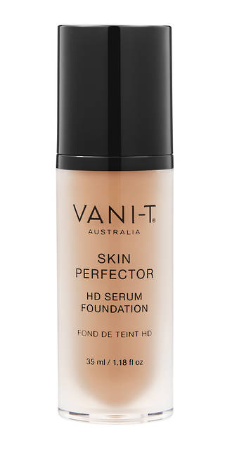 VANI-T Skin Perfector HD Serum Foundation - F33