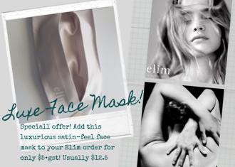 Elim Silk Feel Mask