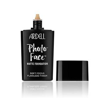 Ardell - Photo Face, Matte Foundation Dark 9.0