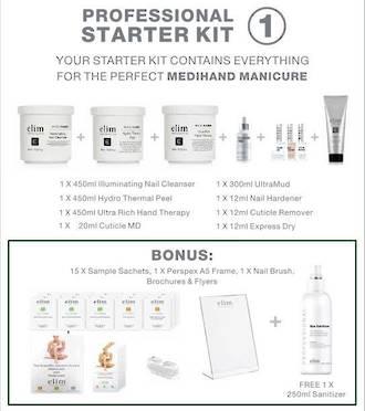 Elim MediHand Professional Starter Kit 1