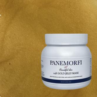 PANEMORFI 24K Gold hydra jelly mask 500g
