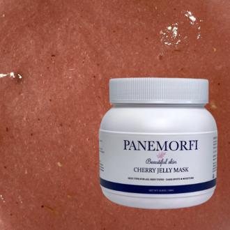 PANEMORFI : Cherry jelly mask 30gm  SAMPLE