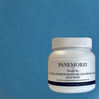PANEMORFI Crystal superior moisture hyaluronic acid hydra jelly mask 500g