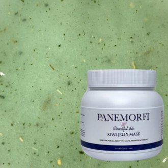 PANEMORFI Kiwi Fruit hydra jelly mask 500g