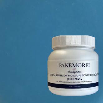 PANEMORFI Crystal superior moisture hyaluronic acid hydra jelly mask 30gm SAMPLE