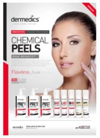 Dermedics Poster PEEL A1