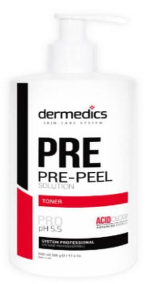 Pre-Peel Solution (toner) 500ml