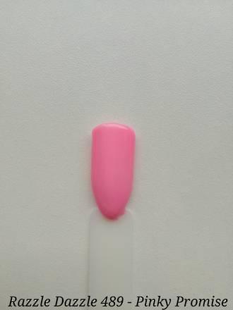 Razzle Dazzle 489 - Pinky Promise ( Glow In The Dark )