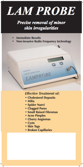 Lamprobe flyers - 50pk