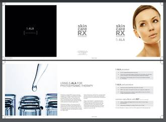 SkincareRX ALA DL Flyer - Pack of 50