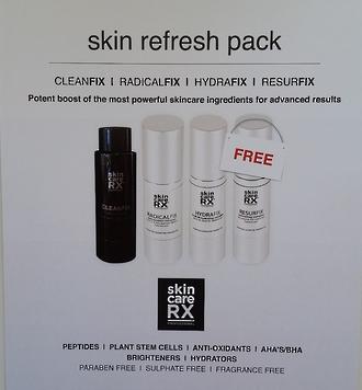 SkincareRX Skin Refresh Pack